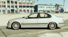 BMW M5 e39 for GTA 5 left view