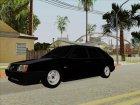 ВАЗ 2109 Бандитка Девятка для GTA San Andreas вид сзади