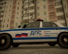 Ford Crown Victoria ДПС для GTA San Andreas вид сбоку