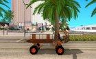 """Mongo"" Форсаж 5 (бета версия 1) for GTA San Andreas inside view"