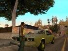 ENB только отражения авто (crow edit) для GTA San Andreas вид сверху