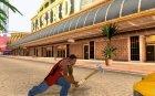 Кувалда из Saints Row 2 для GTA San Andreas вид слева