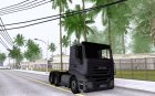 Iveco Stralis AT 6x4 for GTA San Andreas inside view