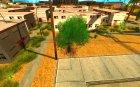 Совершенная растительность v.2 для GTA San Andreas вид справа