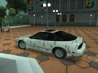 Nissan 240sx Rusty for GTA San Andreas inside view