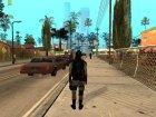 Командир чёрной стражи for GTA San Andreas left view