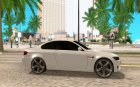 BMW 335i Coupe 2011 for GTA San Andreas inside view
