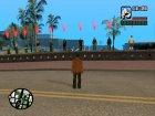 Эксперимент для GTA San Andreas вид сзади