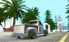 Ford Pick Up Custom 1951 LowRider для GTA San Andreas вид сверху