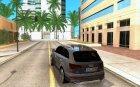 Audi Q7 V12 TDI 2011 для GTA San Andreas вид сзади слева