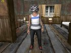 Skin HD GTA V Online Raccoon mask v2