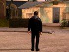 Arnold Schwarzenegger Terminator Genisys для GTA San Andreas вид сбоку