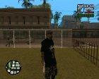 Black Azteck для GTA San Andreas вид сверху