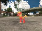 Big Macintosh (My Little Pony) for GTA San Andreas inside view