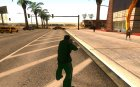 Atchisson Assault Shotgun 1972 для GTA San Andreas вид сзади слева