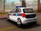 Volkswagen Polo GTI BIH Police Car for GTA San Andreas side view