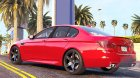 2012 BMW M5 F10 1.0 for GTA 5 inside view