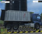 MAN Fliegl Spreader V 1.0 для Farming Simulator 2015 вид сверху