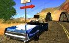 Pontiac GTO 1965 for GTA San Andreas top view