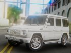 Mercedes-Benz G500 v2.0 доработка for GTA San Andreas left view