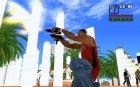 Uzi-Tek 9 for GTA San Andreas top view