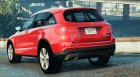 Mercedes-Benz GLC 2016 for GTA 5 rear-left view