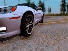 2009 Chevrolet Corvette ZR1 C6 для GTA San Andreas вид сбоку