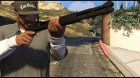 Mossberg 590 for GTA 5 top view