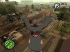 Обито Учиха HD (Акацуки) для GTA San Andreas вид сверху