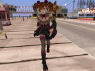 Amy - Soul Calibur IV для GTA San Andreas