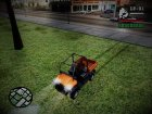 4×4 Utility Car From Dead Rising 2 для GTA San Andreas вид слева