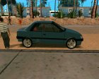 1995 Peugeot 306 for GTA San Andreas top view