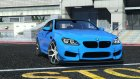 2013 BMW M6 Coupe for GTA 5 side view