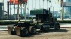 Phantom Gunner for GTA 5 rear-left view