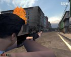 M4A1 из CS 1.6 для Mafia: The City of Lost Heaven вид сзади слева