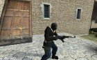 Improved Arctic Terrorist for Counter-Strike Source left view