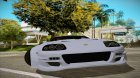Toyota Supra JZA80 for GTA San Andreas left view
