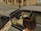 1996 BMW E38 730i для GTA San Andreas вид изнутри