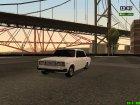 CarPack by Ruslan для GTA San Andreas вид сверху