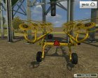 Vermeer VR 1224 v1.0 for Farming Simulator 2013 back view