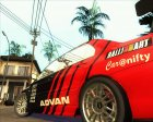 Mitsubishi Lancer Evolution IX Tunable for GTA San Andreas inside view