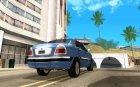 ГАЗ 3111 для GTA San Andreas вид сверху