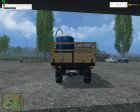 UAZ-452 v1.0 for Farming Simulator 2015 rear-left view