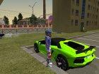 Пак авто для Samp-Crmp для GTA San Andreas вид справа