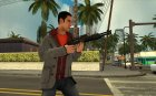 Atmosphere Combat Shotgun v4.3 для GTA San Andreas вид сзади слева