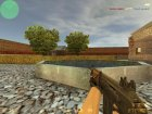 cs_mansion_summer для Counter-Strike 1.6 вид сзади