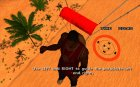 Kyubi-Bomb for GTA San Andreas back view