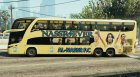 Al-Nassr F.C Bus for GTA 5 left view