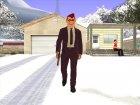 Skin GTA V Online в маске для GTA San Andreas вид изнутри