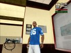Футболка Joe Montana for GTA San Andreas inside view